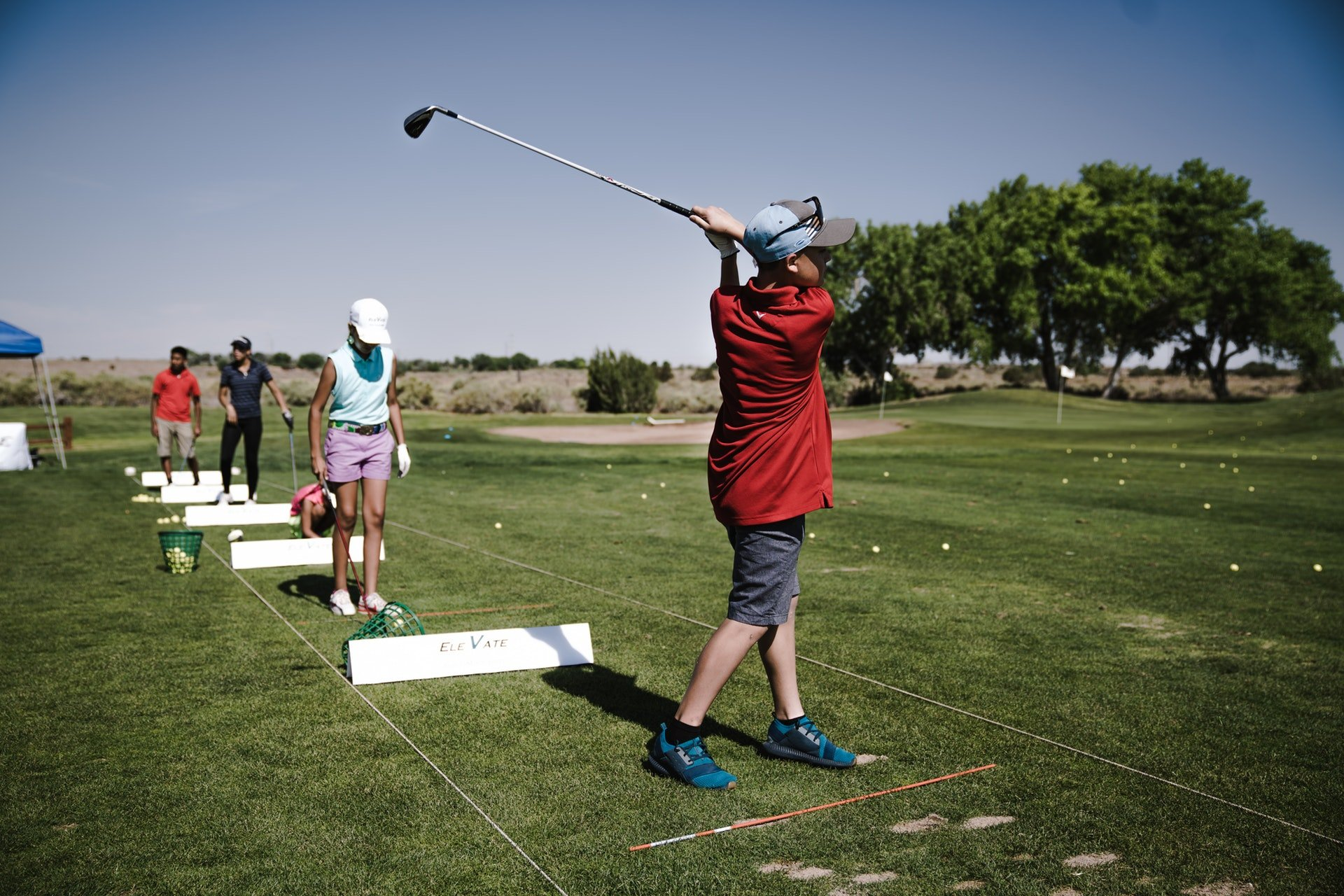 Group Golf Tours