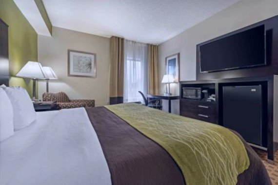 Indianapolis Comfort Inn East Indy