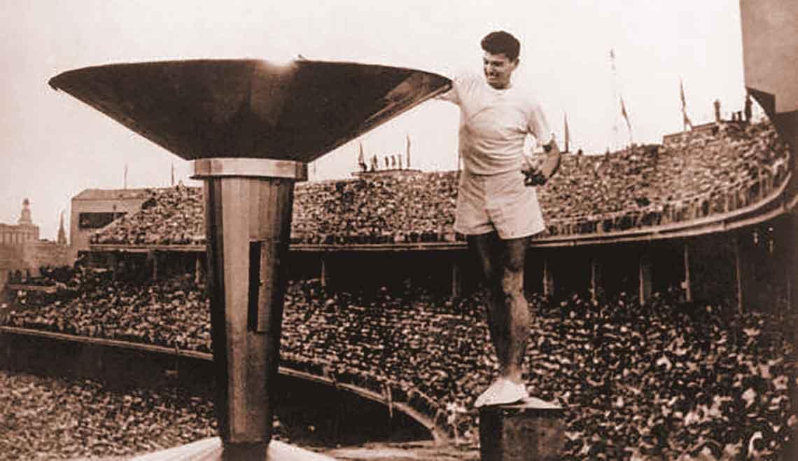 1956 Olympics Australia