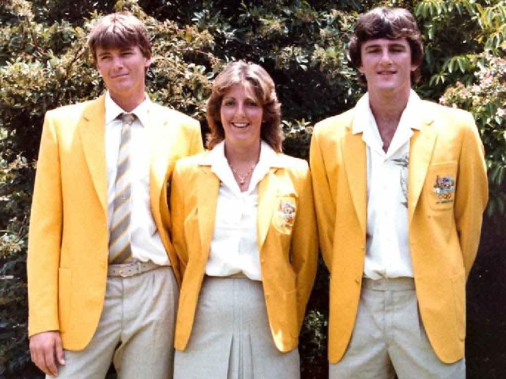 Brad Dalton, Karen Dalton and Mark Dalton