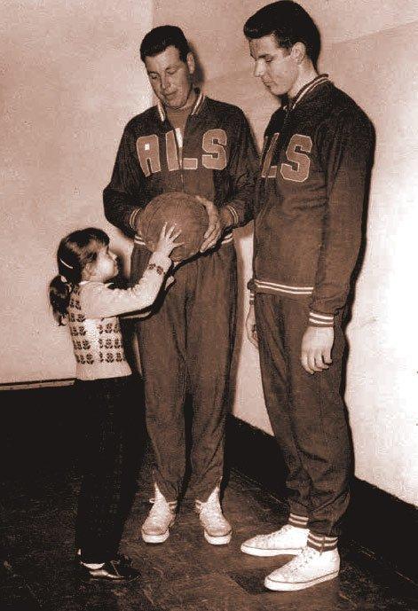 Maik Dancis And George Dancis