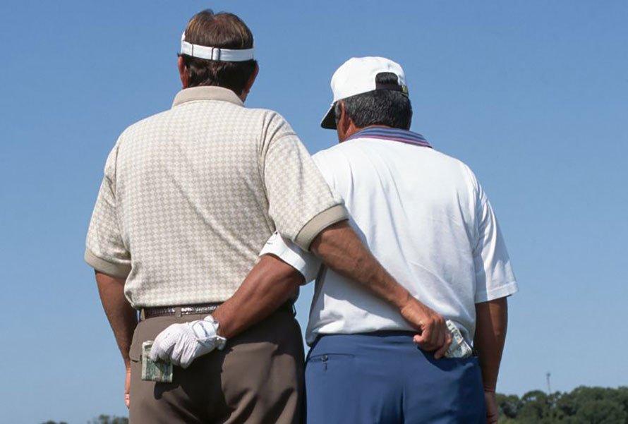 Raymond Floyd & Lee Trevino