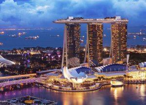 Marina Bay Sands Hotel & Casino Singapore